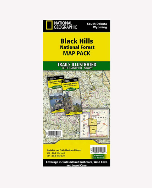 Black Hills NF Map Pack Bundle