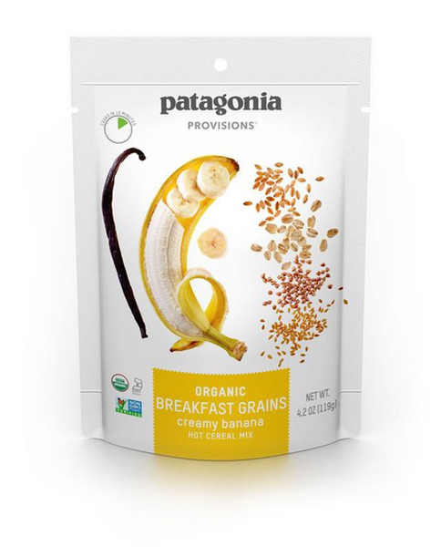 Breakfast Grains: Banana