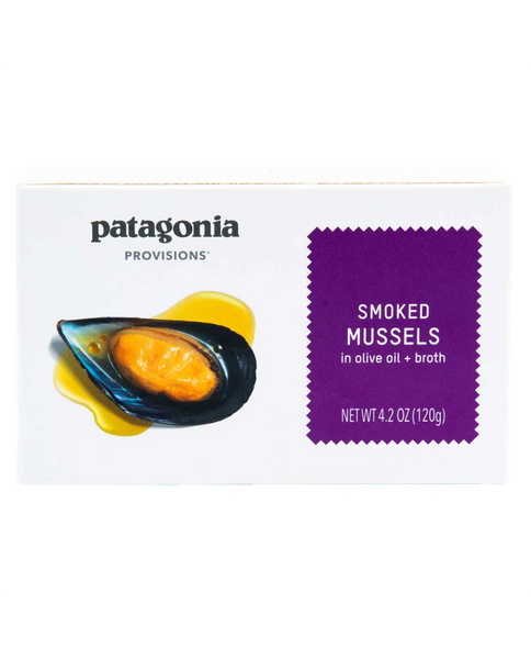 Smoked Mussels