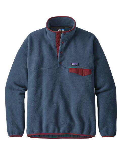 Mens LW Synch Snap T Pull Over
