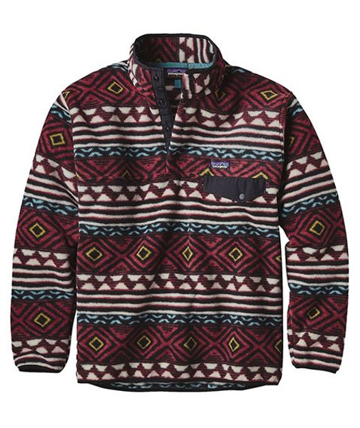 Mens Synch Snap-T Pullover