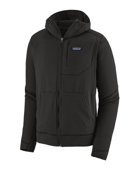 Mens R1 Full-Zip Hoody