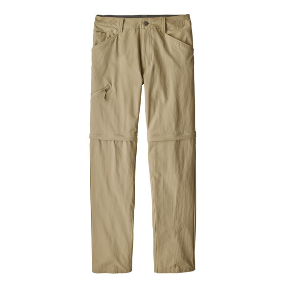 Mens Quandary Convertible Pants