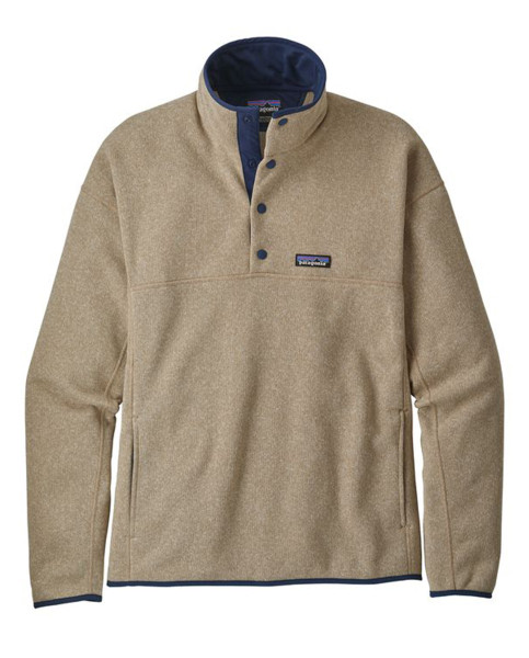 Mens LW Better Sweater Marsupial PO