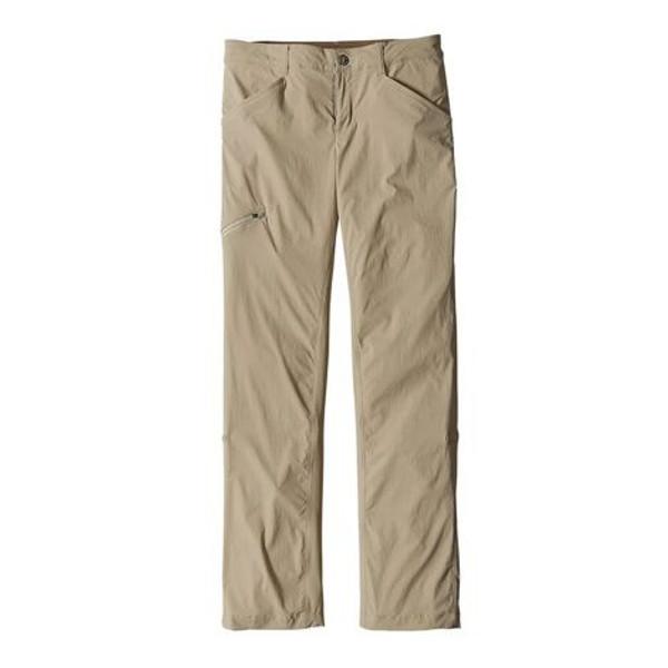 Womens Quandary Pants Short