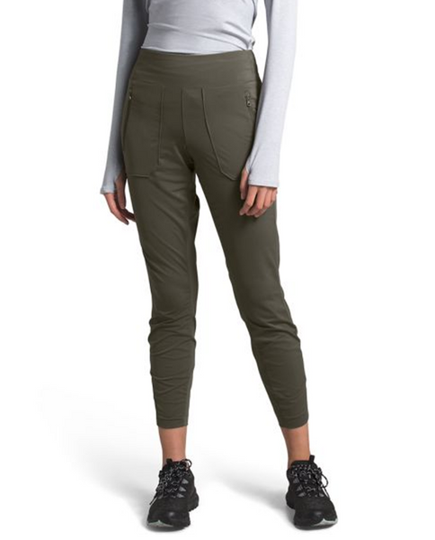 Womens Paramount Hybrid High Rise Tight