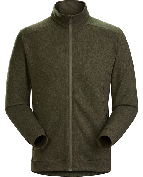 Mens Covert LT Cardigan