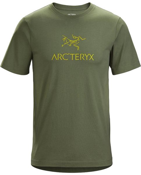 Mens Short Sleeve Arc'Word T-Shirt