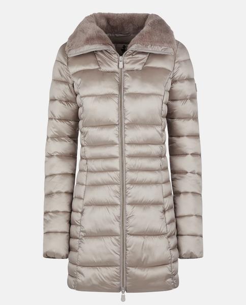 Womens Iridescent Coat