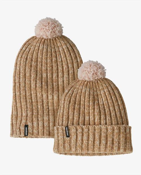 Wool Pom Beanie