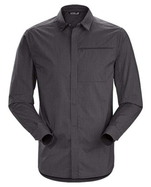Mens Long Sleeve Kaslo Shirt