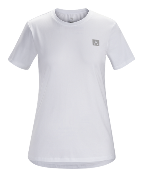Womens A Squared T-Shirt Short Sleeved