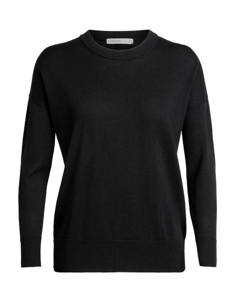 ICEBREAKER Womens Shearer Crewe Sweater