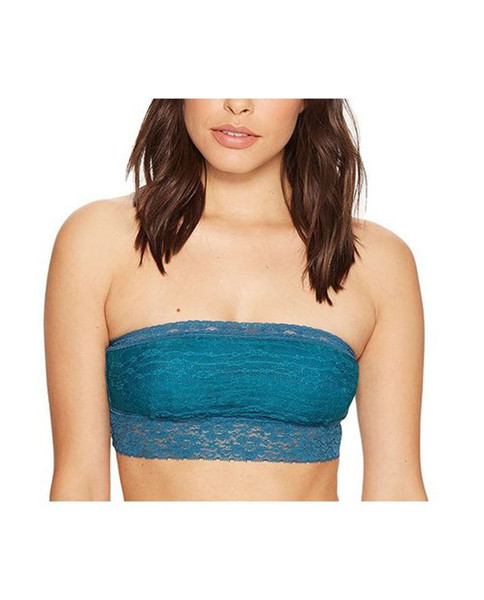 FREE PEOPLE Scallop Lace Bandeau