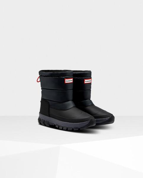 HUNTER Womens Original Insulated Snow Boot Short