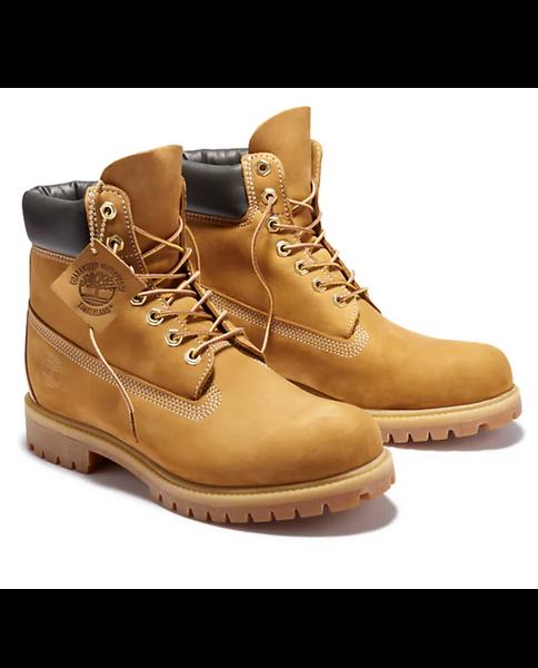 TIMBERLAND Mens 6in Premium Boot - 713_WHEAT/YELLOW