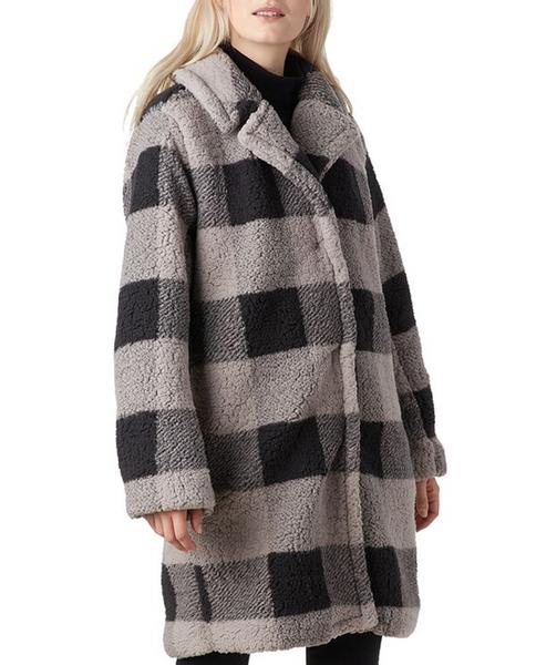 Womens Modern Cabin Coat