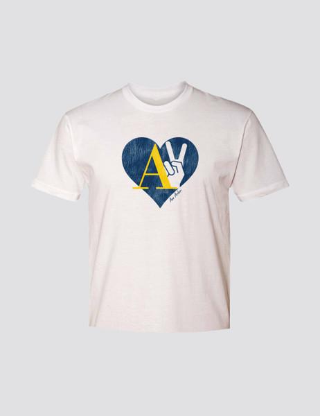 A2 T-Shirt - Love