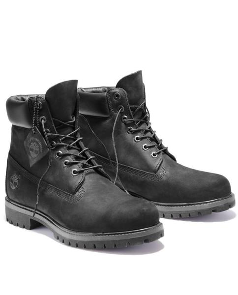 TIMBERLAND Mens 6in Premium Boot BT Black NB