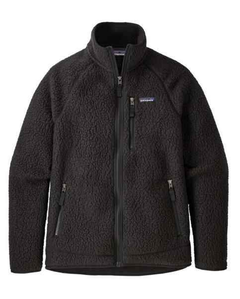 Mens Retro Pile Jacket