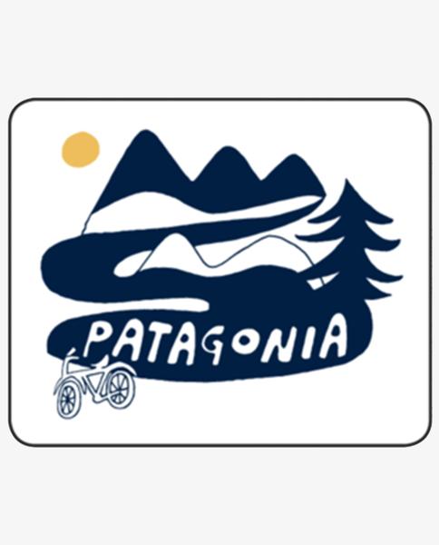 Wheel Road Sticker