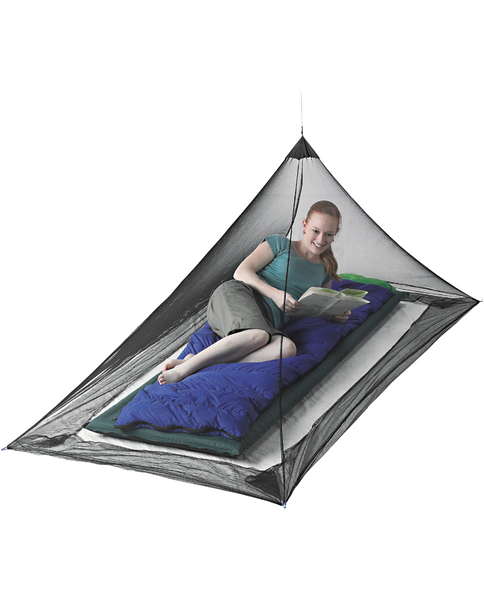Mosquito Pyramid Net Single Insect Shiel