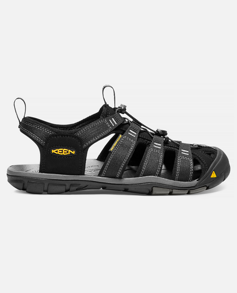 Mens Clearwater CNX Black Grgl