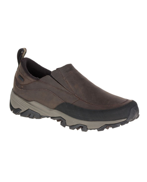 Mens Coldpack Ice+ Moc WTPF Brown
