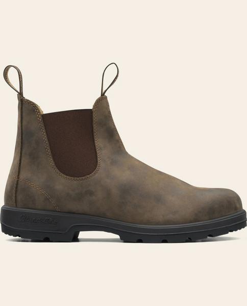 Super 550 Boots Rustic Brown
