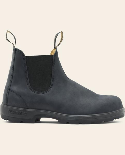 Super 550 Boots Rustic Black