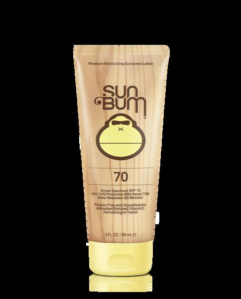 SUN BUM SPF 70 Sunscreen Lotion 3 oz