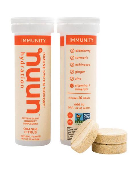 Nuun Immunity Orange/Citrus Tabs