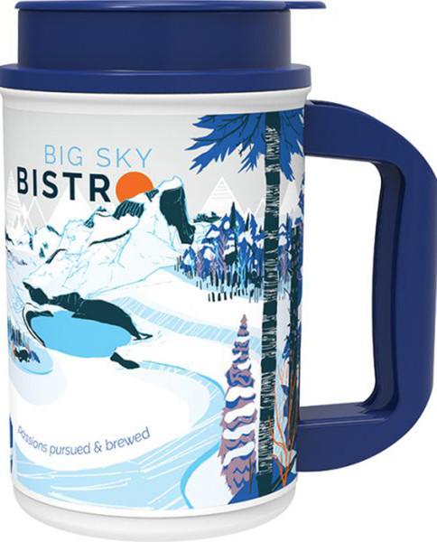 Big Sky Bistro French Press - Winter - One Size