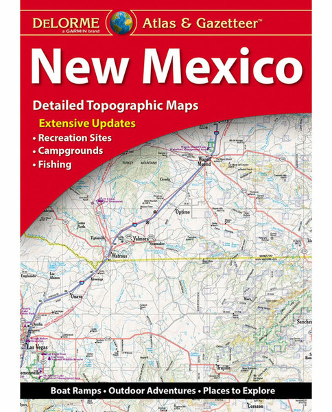 DELORME MAPPING New Mexico Atlas