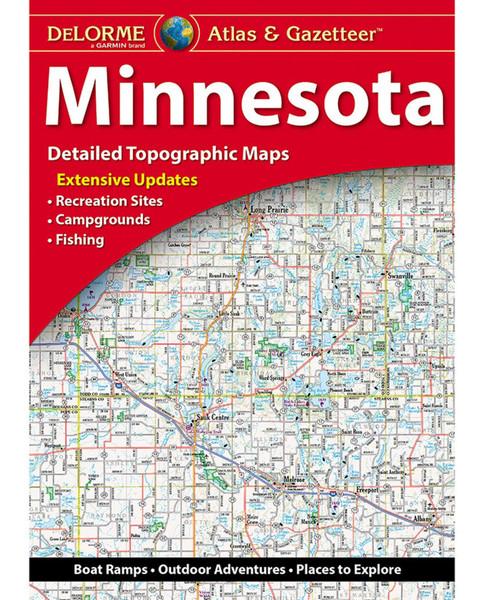 DELORME MAPPING Minnesota Atlas