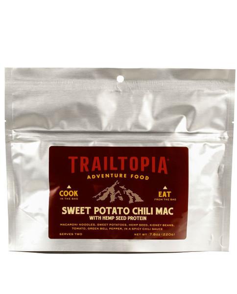 SW. Potato Chili Mac