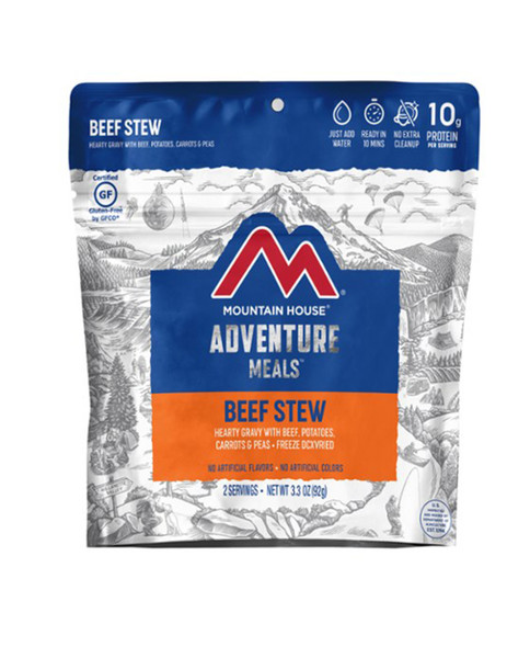 MOUNTAIN HOUSE Hearty Stew w/ Beef