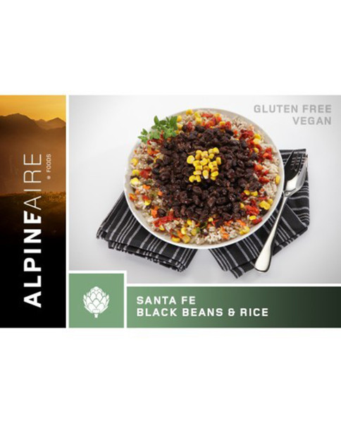 ALPINE AIRE FOODS Santa Fe Black Beans and Rice