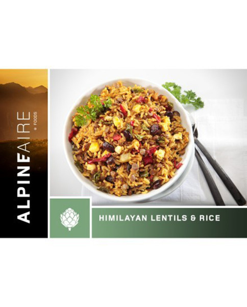 ALPINE AIRE FOODS Himalayan Lentils and Rice