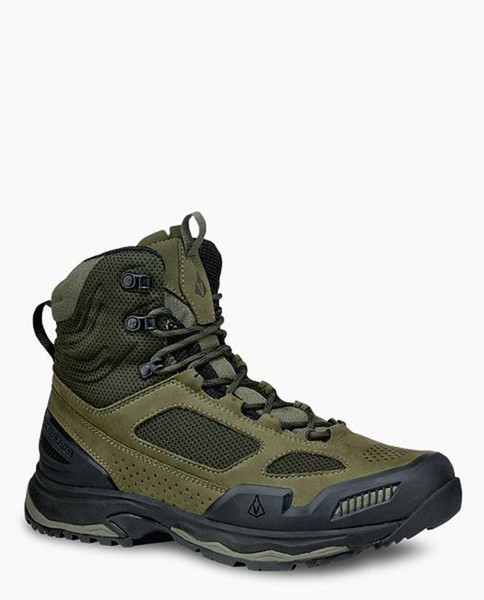 Vasque Mens Breeze AT in Dusty Olive/Jet Blk