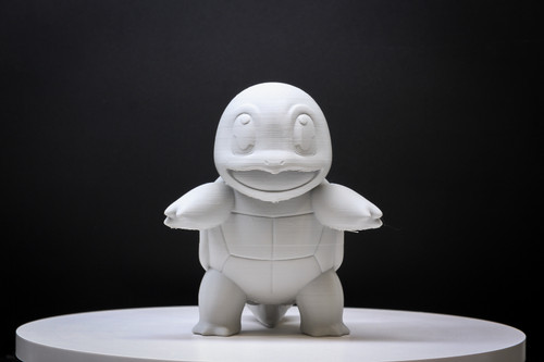 Squirtle Paintable Bust