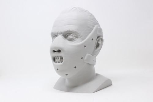 Hannibal Lecter Headphone Stand
