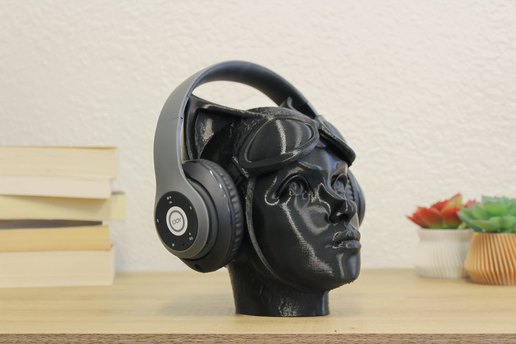 Catwoman Headphone Stand