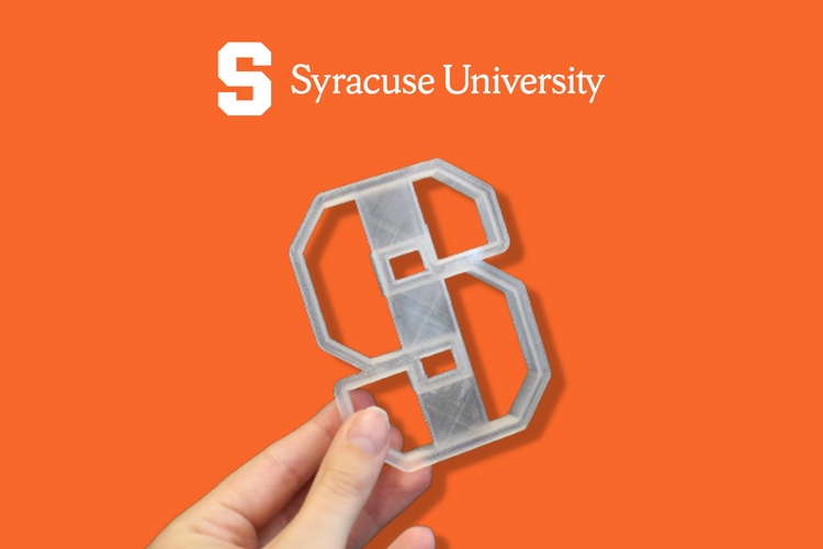 Syracuse University Cookie Cutter