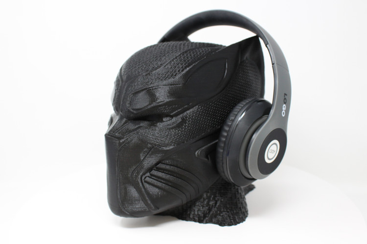 Black Panther 2.0 Headphone Stand