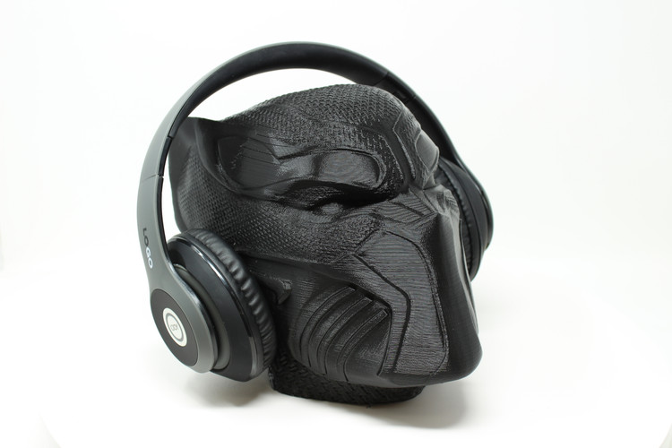 Black Panther Headphone Stand