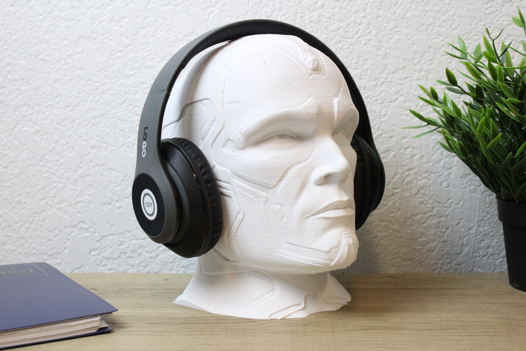 Vision Headphone Stand