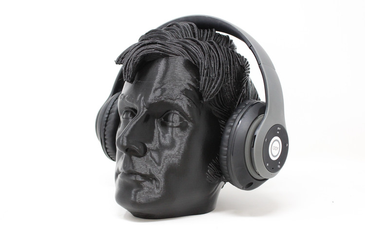 Doctor Who Headphone Stand