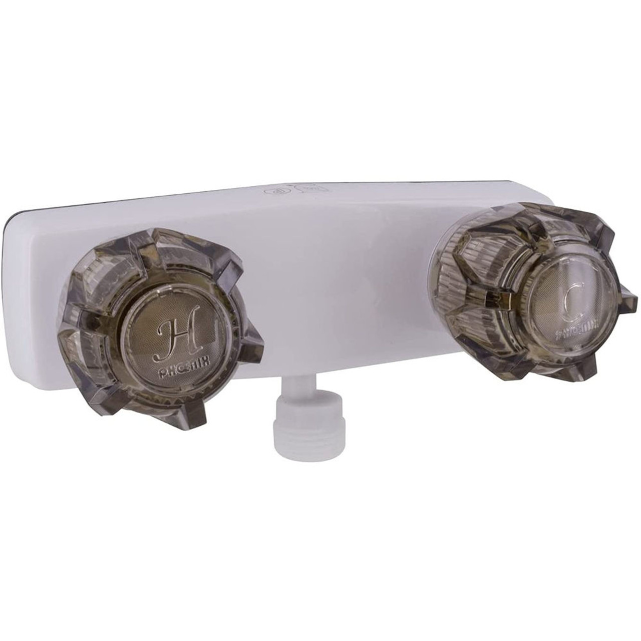 "Phoenix Faucet PF213243 4"" Shower Valve with Vacuum Breaker - White"