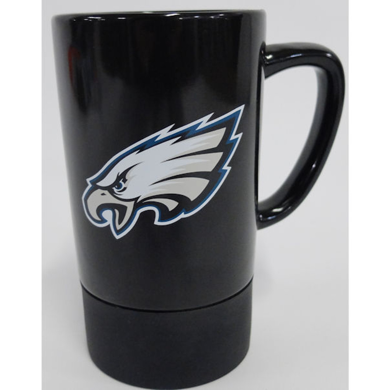 NFL Philadelphia Eagles 15oz Jump Mug with Silicone Grip